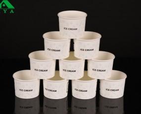 Gelato paper cups
