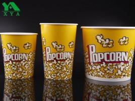 попкорн ведро, ведро курица, пищевые ведра, контейнеры для пищевых продуктов, закусочные контейнеры