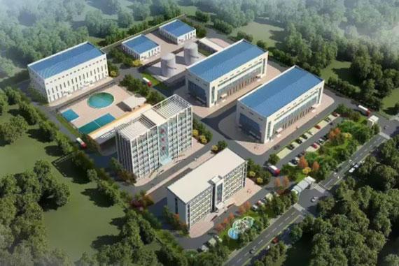 武漢化学工業区生産基地